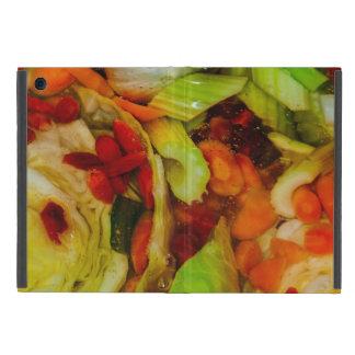 カラフルなスープ抽象的概念 iPad MINI ケース