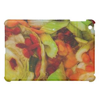 カラフルなスープ抽象的概念 iPad MINI CASE