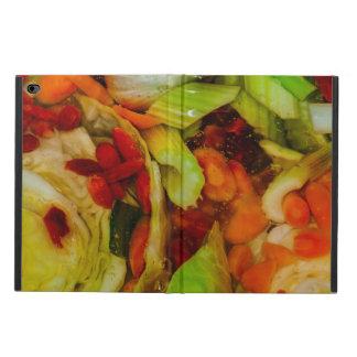 カラフルなスープ抽象的概念 POWIS iPad AIR 2 ケース