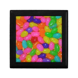カラフルなゼリー菓子キャンデー ギフトボックス