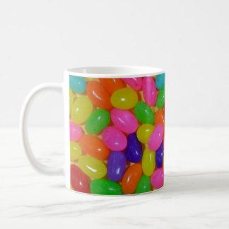 カラフルなゼリー菓子キャンデー コーヒーマグカップ
