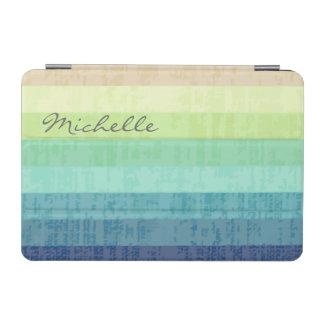 カラフルなデザイナーモノグラムのiPad Miniケース iPad Miniカバー