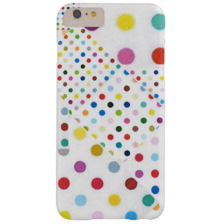 カラフルなドット・パターンのiPhone6ケース Barely There iPhone 6 Plus ケース