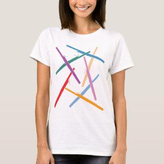 カラフルなバスーン Tシャツ