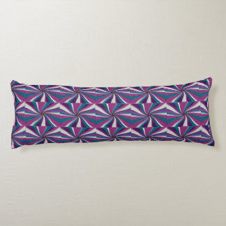 カラフルなパターン抱き枕 ボディピロー