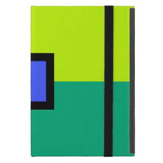カラフルなブロック iPad MINI ケース