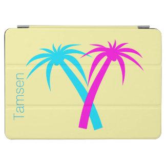 カラフルなヤシの木のカスタムのiPad Airカバー iPad Air カバー