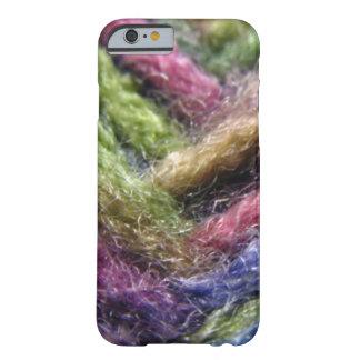 カラフルなヤーンの谷 BARELY THERE iPhone 6 ケース