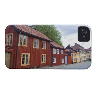 カラフルな家、Lotsgatan、Södermalm、ストックホルム Case-Mate iPhone 4 ケース