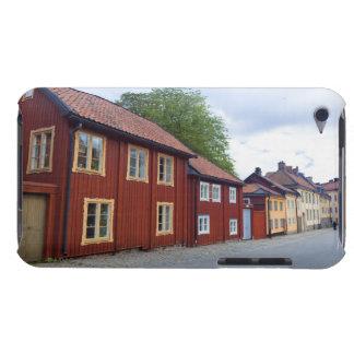 カラフルな家、Lotsgatan、Södermalm、ストックホルム Case-Mate iPod Touch ケース
