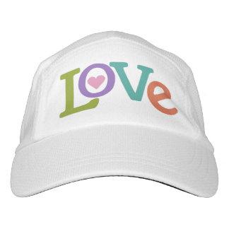 カラフルな愛カスタムの帽子 ヘッドスウェットハット