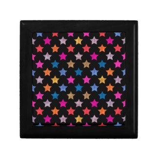 カラフルな星 ギフトボックス