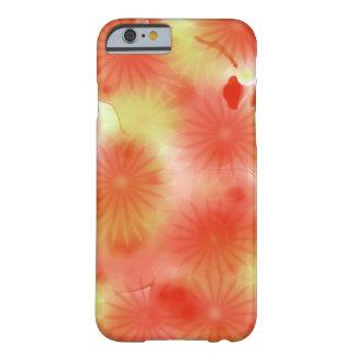 カラフルな春 BARELY THERE iPhone 6 ケース