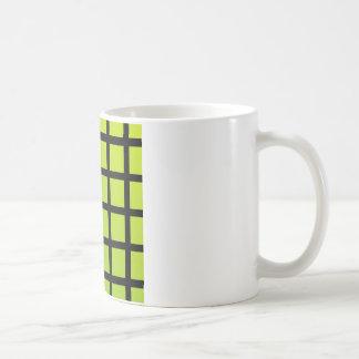 カラフルな目の錯覚 コーヒーマグカップ