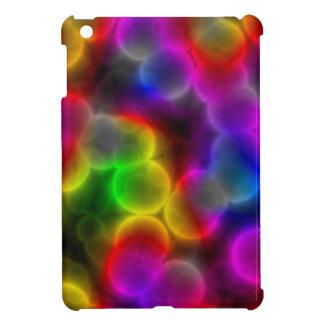 カラフルな細菌 iPad MINI カバー