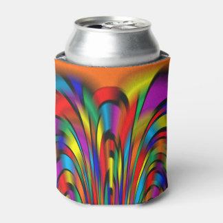 カラフルな統合かボトルのクーラーはできます 缶クーラー