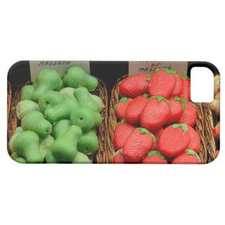カラフルな菓子 iPhone SE/5/5s ケース