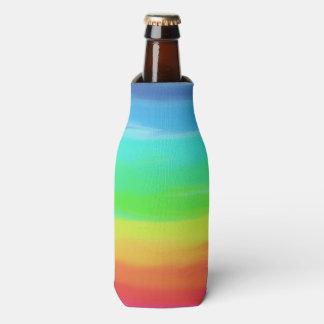 カラフルな虹の徳利立て ボトルクーラー