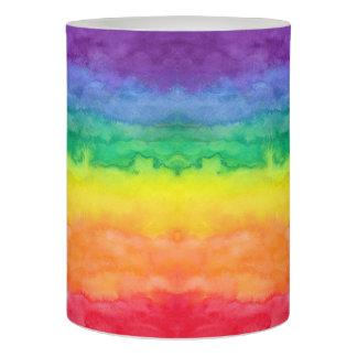 カラフルな虹LEDの蝋燭 LEDキャンドル
