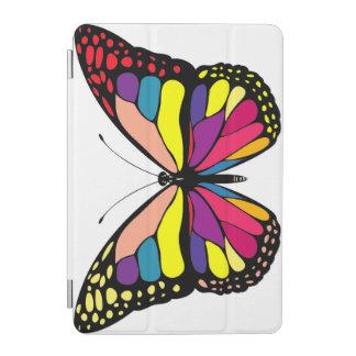 カラフルな蝶 iPad MINIカバー