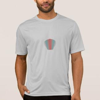 カラフルな貝 Tシャツ