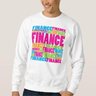 カラフルな財政 スウェットシャツ