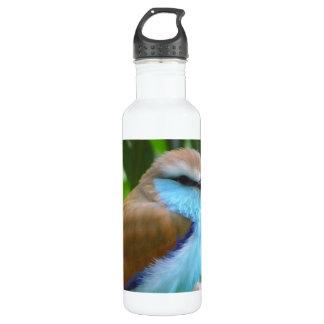 カラフルな鳥 ウォーターボトル