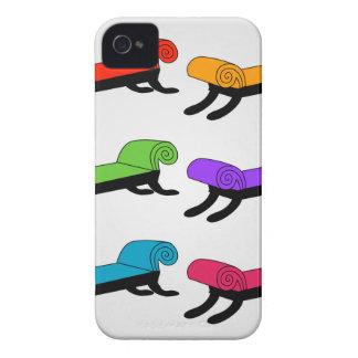 カラフルなdivans Case-Mate iPhone 4 ケース