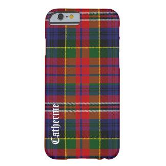 カラフルなMacPhersonの格子縞のiPhone6ケース Barely There iPhone 6 ケース