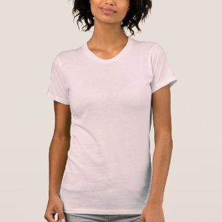 カラフルなPapercraft: 穿孔器の点のパッチワーク Tシャツ