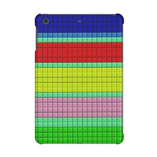 カラフルのブロックパターン