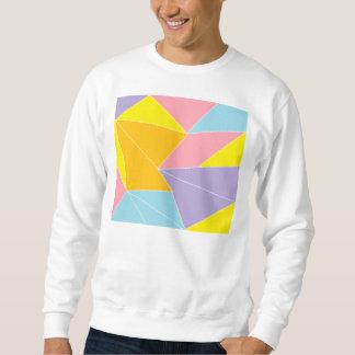 カラフルの抽象芸術 スウェットシャツ