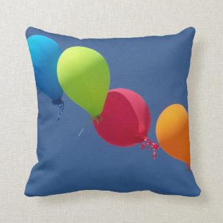 カラフルの気球の枕 クッション
