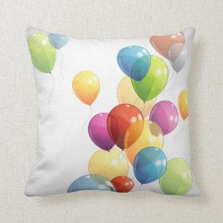 カラフルの気球の装飾用クッション クッション