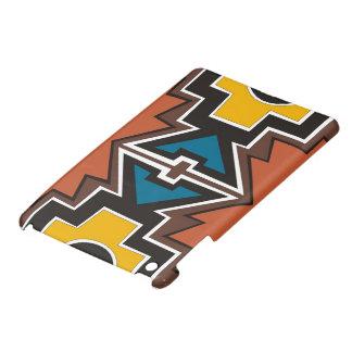 カラフルはアフリカの芸術を抽出します iPad MINIケース