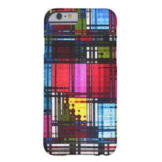 カラフルはiPhone6ケースを抽出します Barely There iPhone 6 ケース