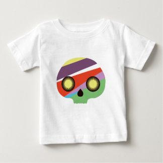 カラフルドクロ ベビーTシャツ