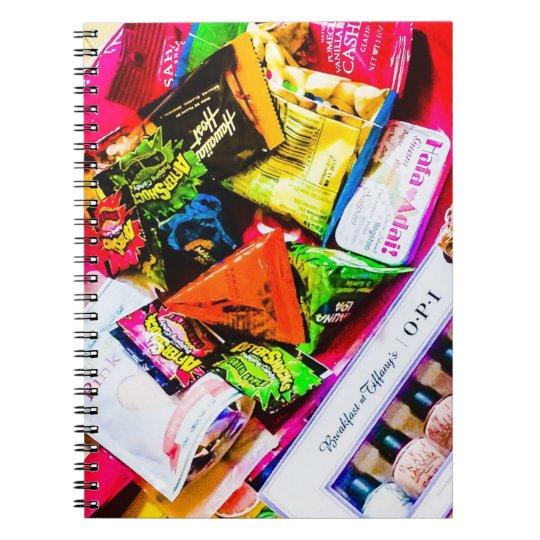 カラフルポップなphotoリングノート ノートブック