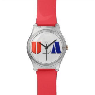 カラフル米国の腕時計 腕時計