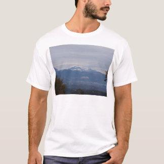 カラブリアの冬の景色 Tシャツ