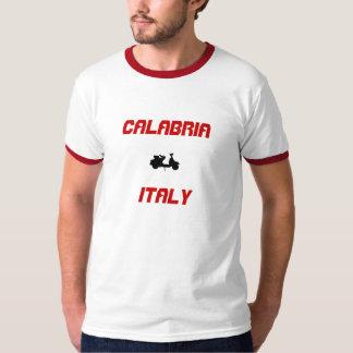 カラブリア、イタリアのスクーター Tシャツ