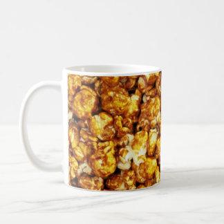 カラメルのトウモロコシ コーヒーマグカップ
