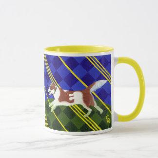 カラメルのボーダーコリー マグカップ