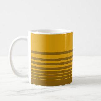カラメルの日の出 コーヒーマグカップ