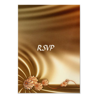 カラメルの結婚式セット カード