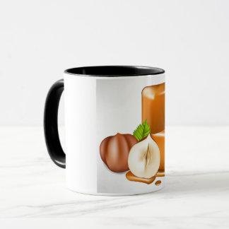 カラメルはマグを立方体にします マグカップ