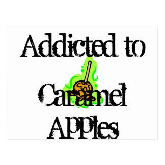 カラメルりんご ポストカード