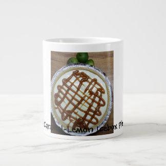 カラメルレモン冷蔵庫パイ ジャンボコーヒーマグカップ