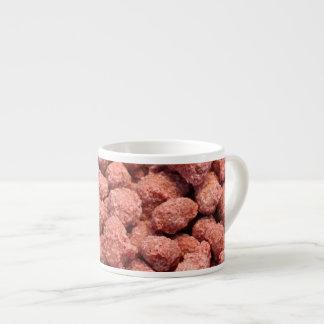 カラメル状のピーナツ エスプレッソカップ