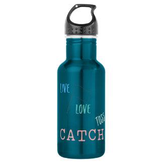 カラーガード: の愛、トス、捕獲物生きている ウォーターボトル